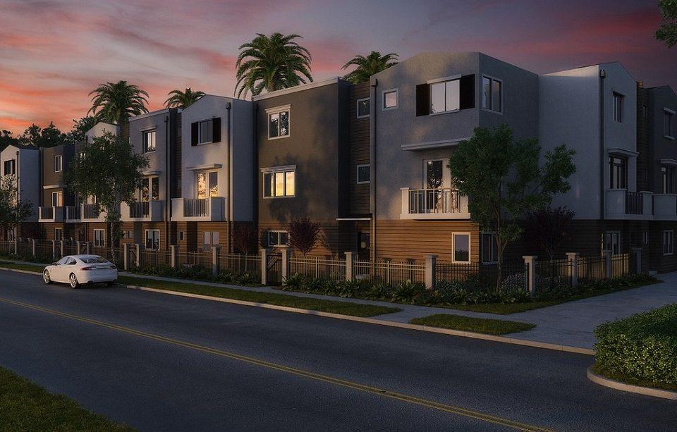 prix immobilier neuf hausse villes