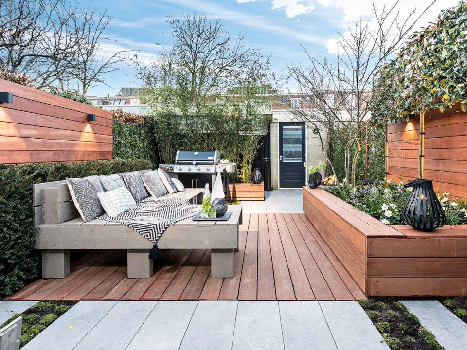 terrasse bois maison