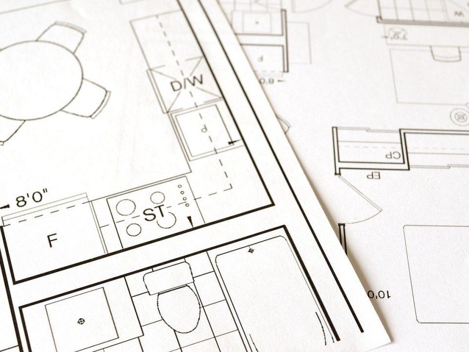 comment dessiner plan maison