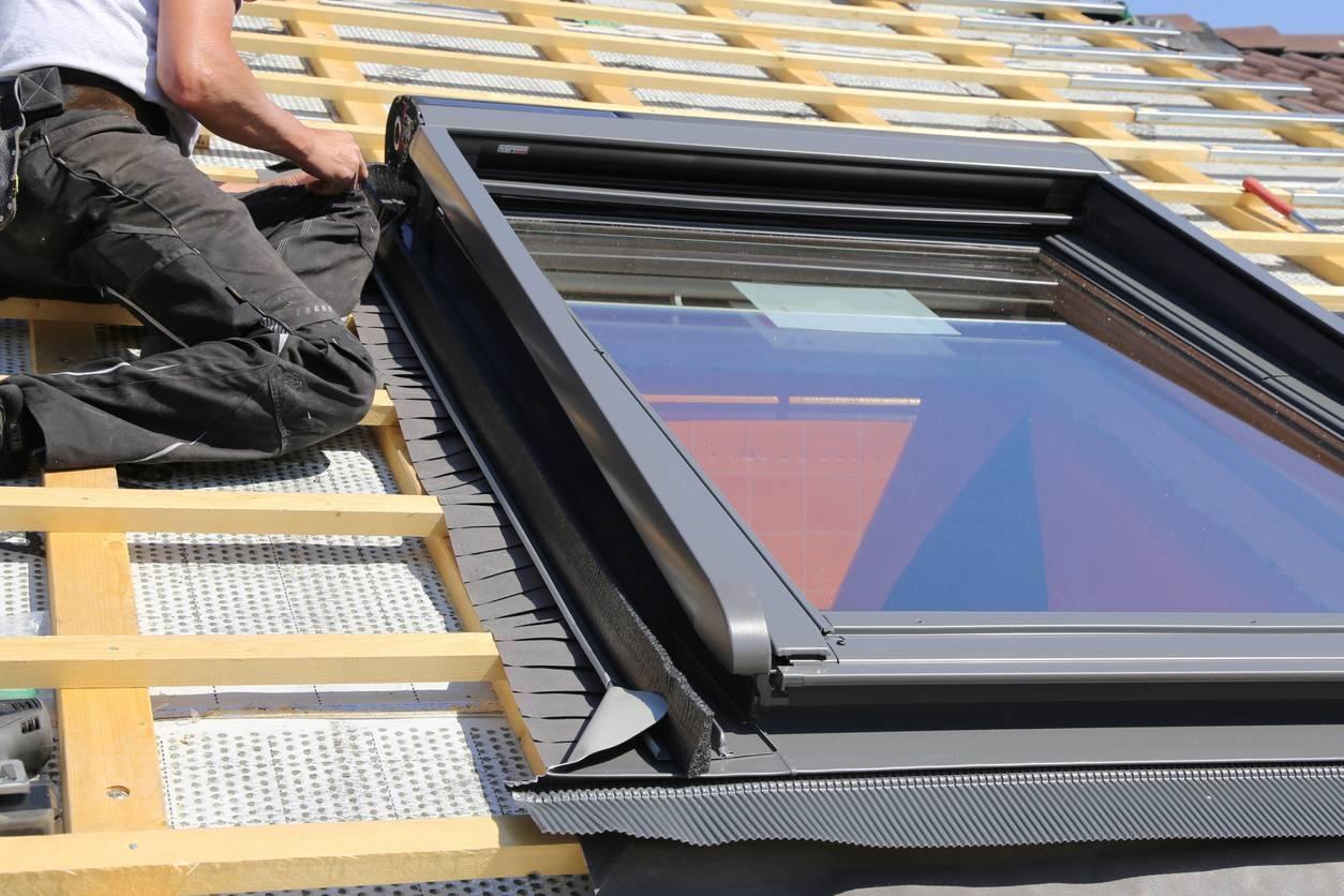 Les travaux de toiture
