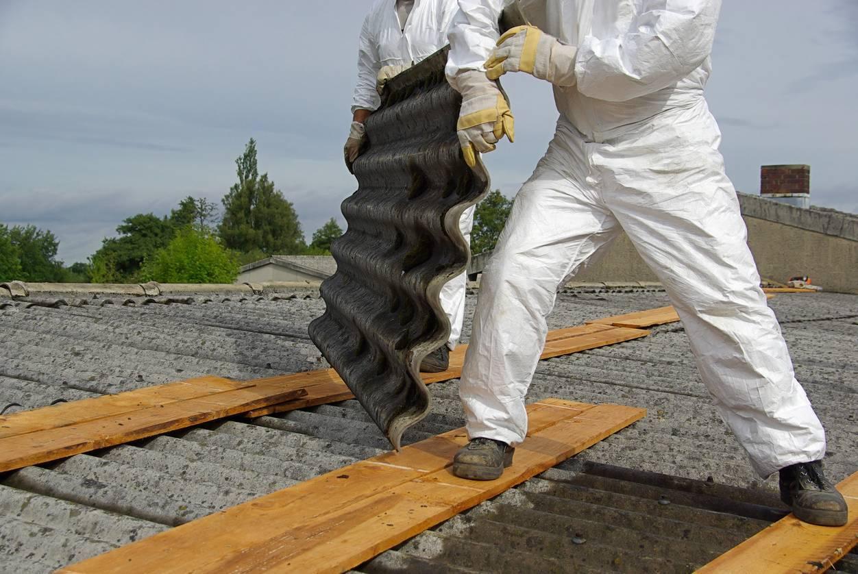 toiture amiante, réglementation